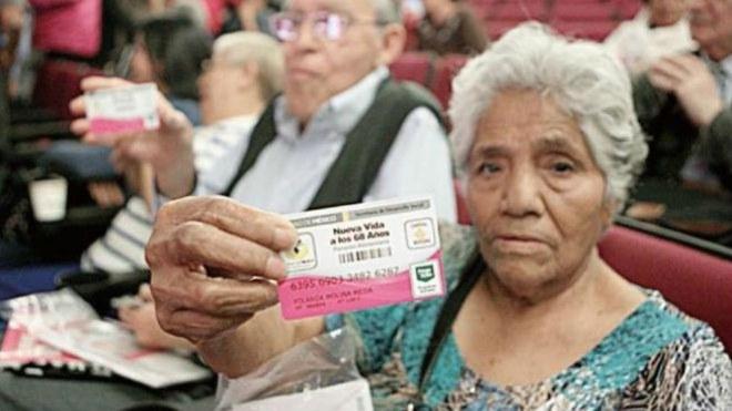 Por veda electoral, suspenden programa de pensiones a adultos mayores hasta el 2 de agosto