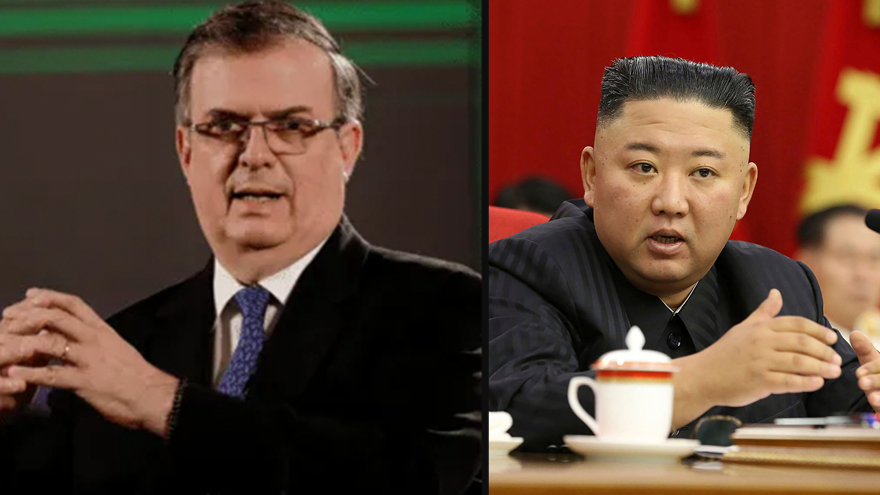 'Respetamos a todos los gobiernos y queremos reabrir relación con Corea del Norte': Marcelo Ebrad