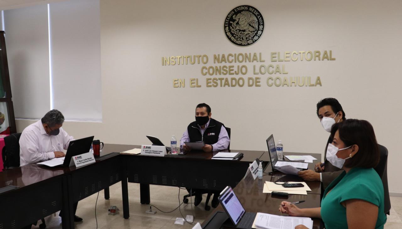 Recuerda INE Coahuila cierre del plazo para el registro de Observadores/as Electorales de la Consulta Popular