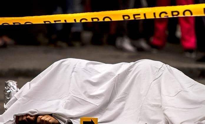 Sicarios asesinaron a balazos a Liliana de 22 años; intentó evitar el secuestro de su hermano