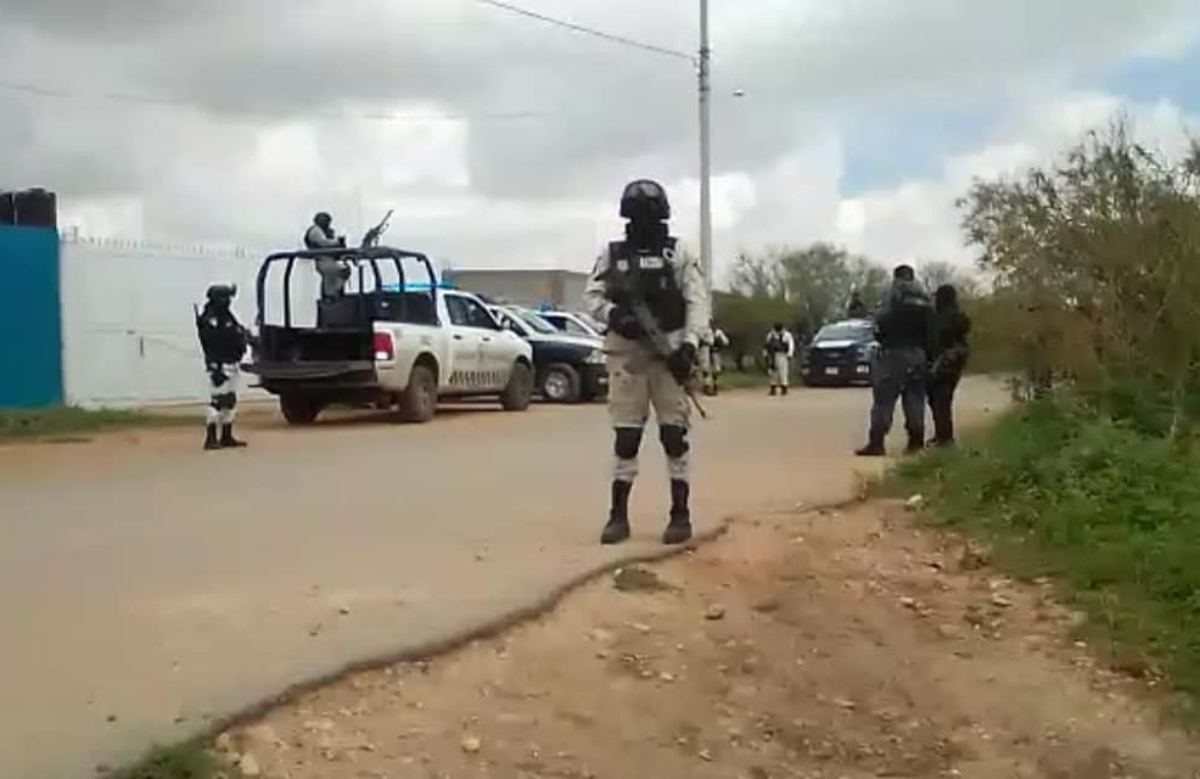 Sigue terror en Zacatecas: Balacera deja como saldo 5 muertos y 4 detenidos