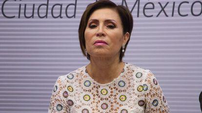 Impugnan amparo otorgado a Rosario Robles sobre proceso en libertad