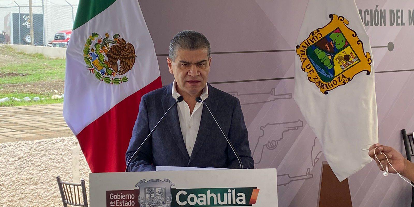 Esta consulta es una perdida de tiempo, Coahuila esta en lo que se debe