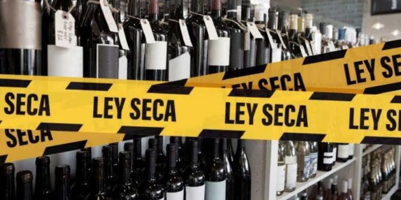 ¡Prepárese! habrá ley seca en Coahuila por 'Consulta Popular' el 1 de agosto