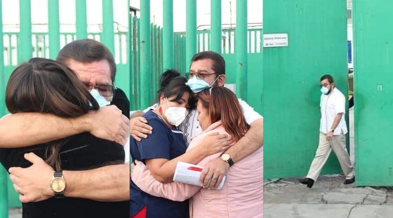 Lo separaron de su familia por 20 años: Manuel salió de prisión tras comprobarse su inocencia