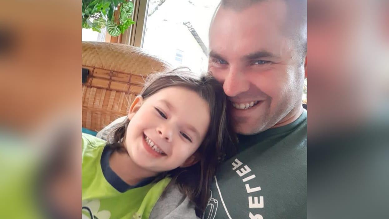 Padre llora la muerte de su hijito de 5 años: Sufrió un derrame cerebral tras contagiarse de Covid