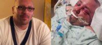 Le pidió a su vecino que le bajara a la música y fue brutalmente golpeado: Lleva casi dos meses en coma