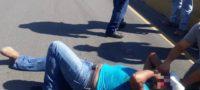 Policiaca: Atropellan a joven que trato de cruzar en bicicleta puente vehicular de Pape y Avenida Sidermex en Monclova