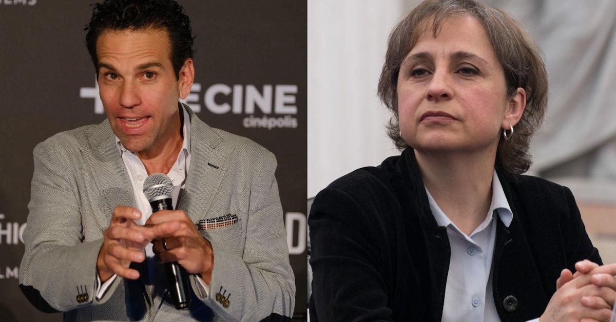 Loret me lanzó un dardo para evadir su responsabilidad en montaje Cassez-Vallarta: Aristegui