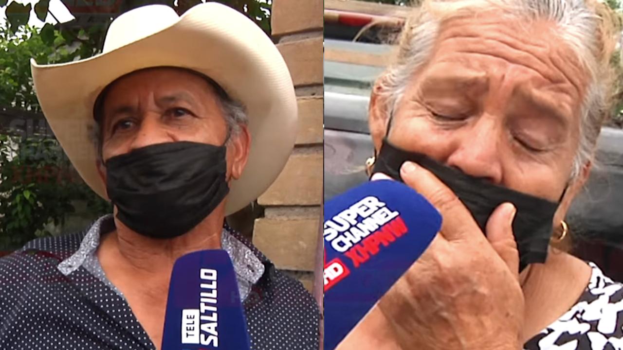Cada rato nos golpea y raya la madr*: abuelitos denuncian a hijo drogadicto en Coahuila
