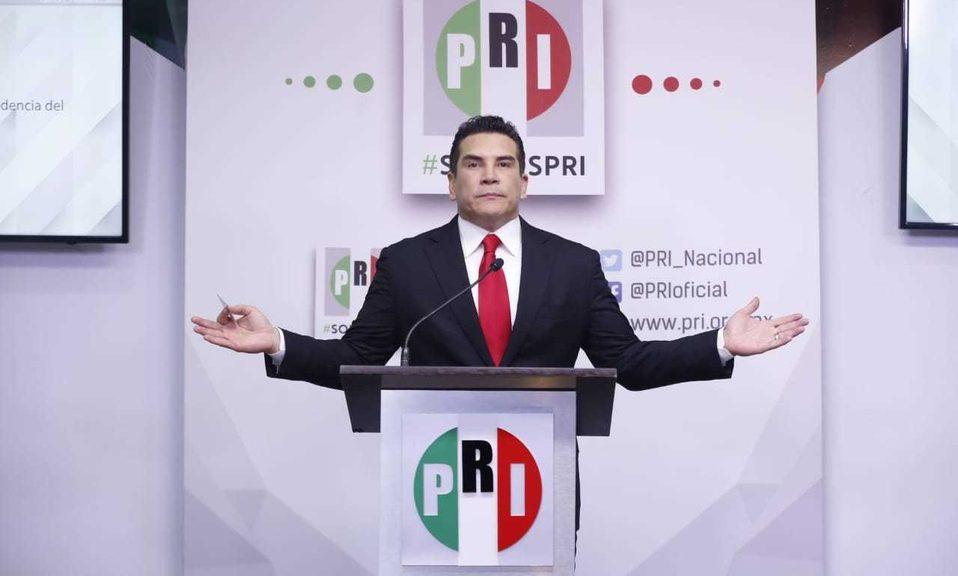 Aunque quieran dividir al PRI, no tienen ninguna oportunidad de lastimarnos: Moreno