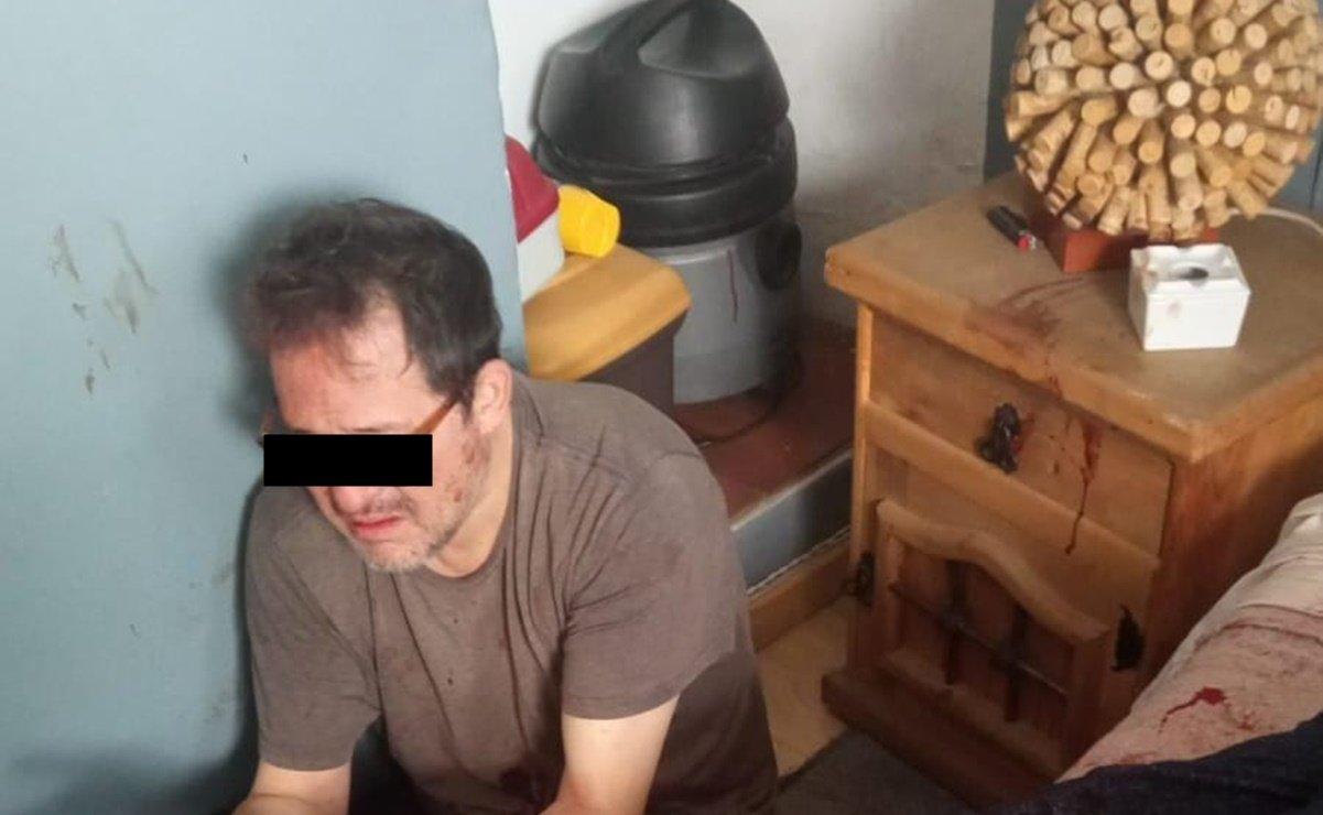 Sujeto mata a su pareja porque 'Dios se lo pidió' en alcaldía Cuauhtémoc