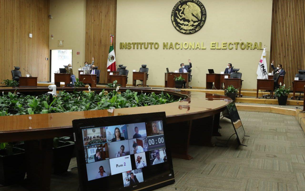 Implementará INE Conteo Rápido para la Consulta Popular del 1º de agosto