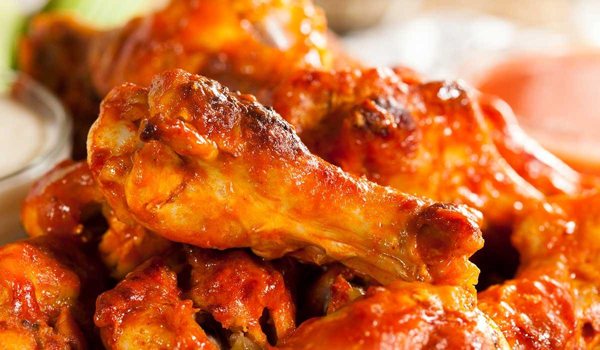 Si se le gustan las alitas de pollo, le tenemos malas noticias