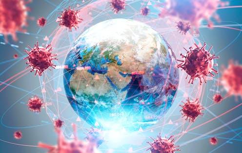 ¿Fin de la pandemia? Identifican moléculas que frenan al COVID-19