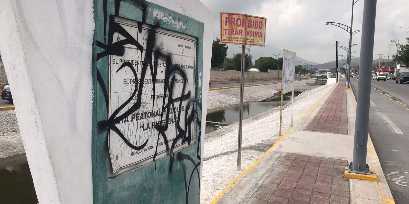 Policías de Monclova cuidarán de forma pedestre, las calles de la Zona Centro por la noche