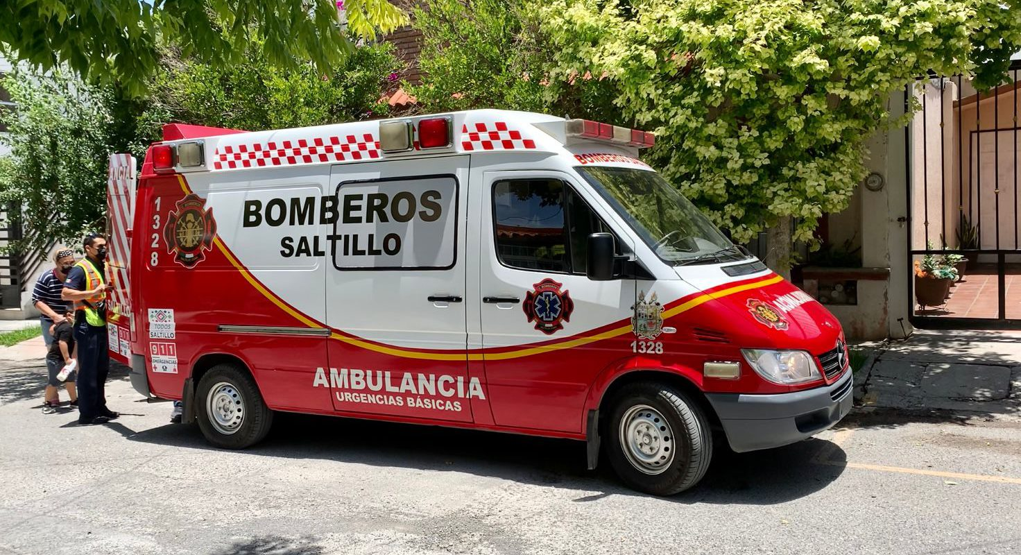 BOMBEROS SALTILLO