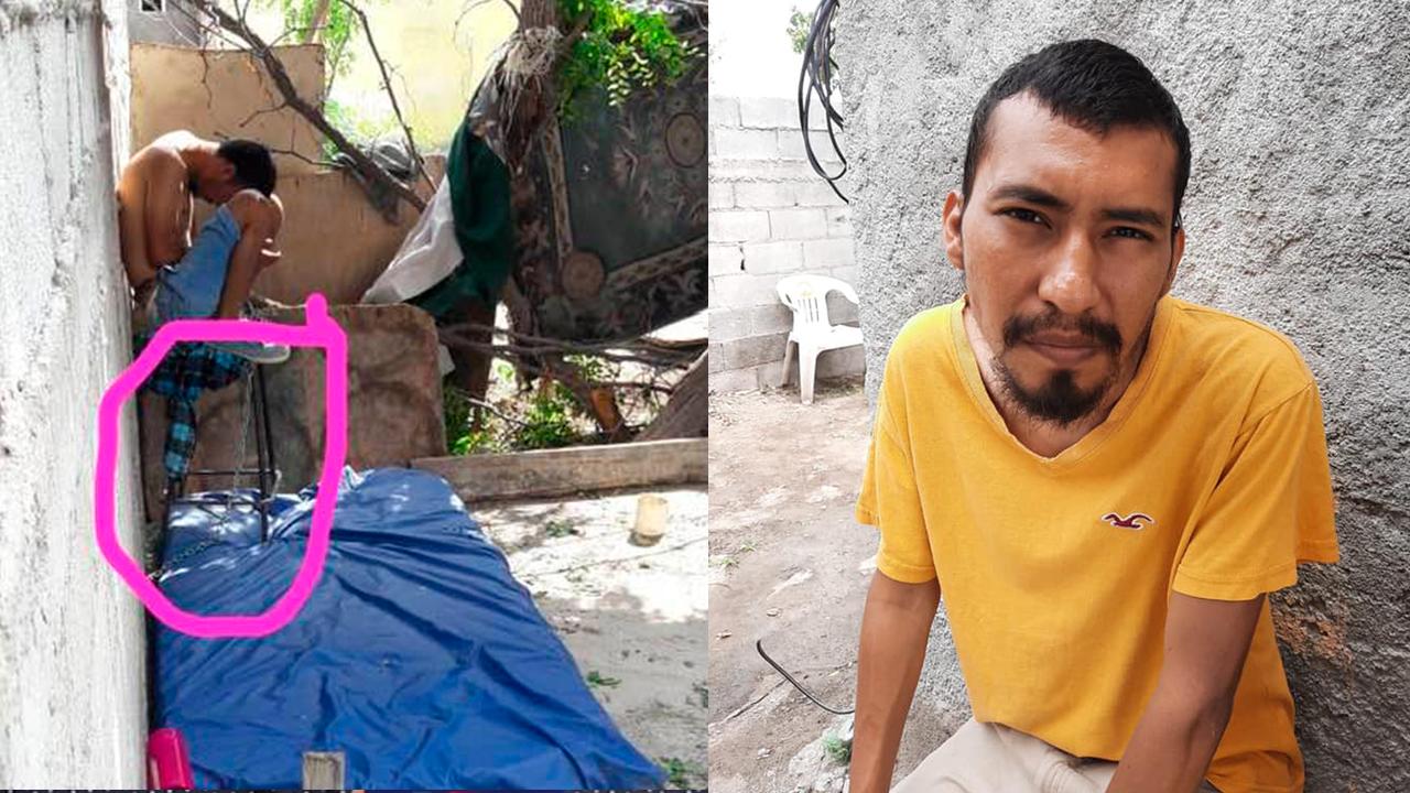 Desencadenaron a José Manuel y huyó de casa; piden ayuda para localizarlo en Monclova