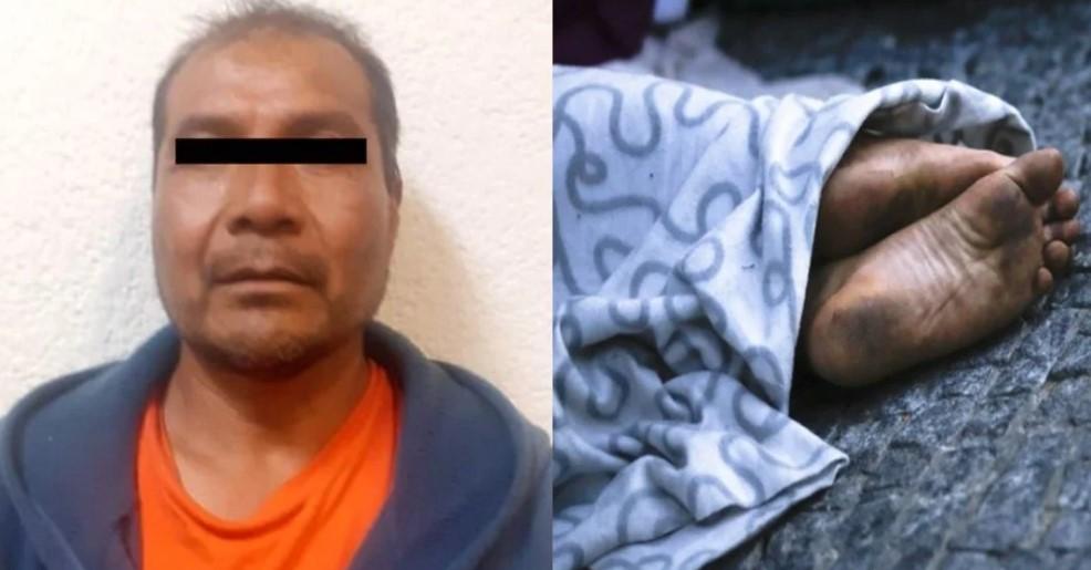 Vinculan a proceso a abuelito feminicida: Asesinó a su nieta de 7 años