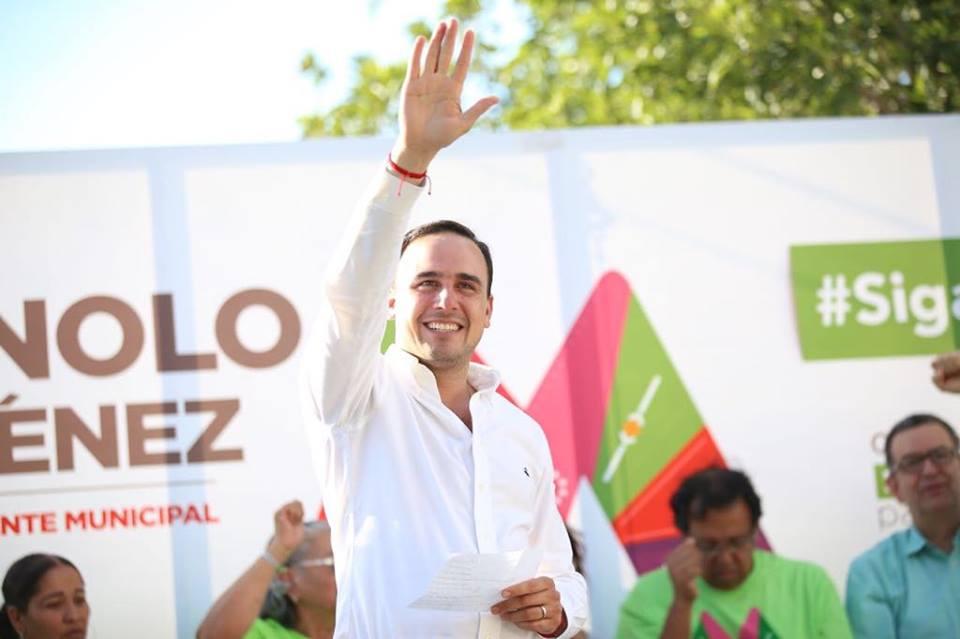 Destaca Manolo Jiménez como el alcalde mejor calificado de México
