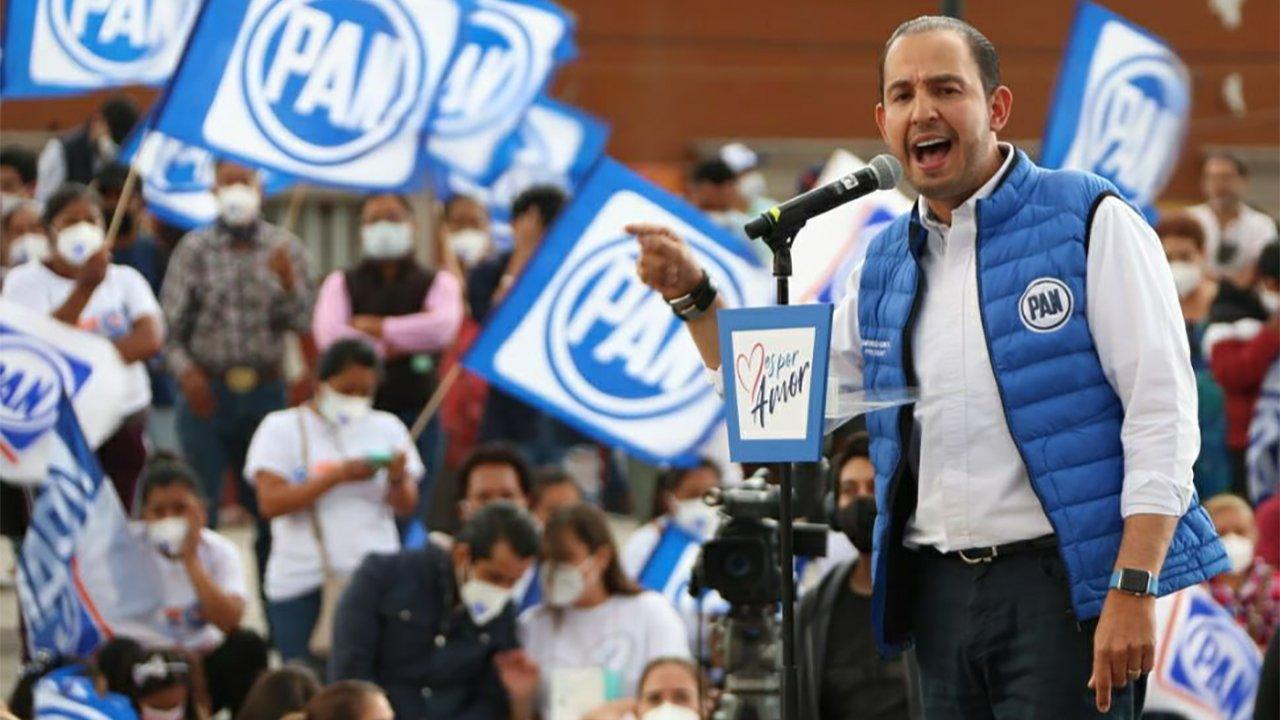 Apunto de perder el registro el Partido Acción Nacional