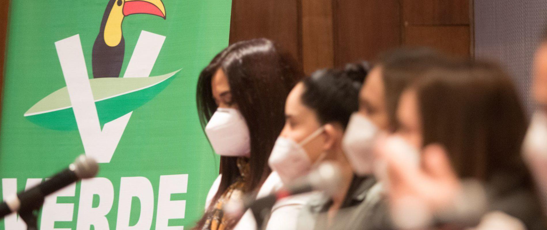 Ciudadanos piden quitar registro al Verde por caso de influencers