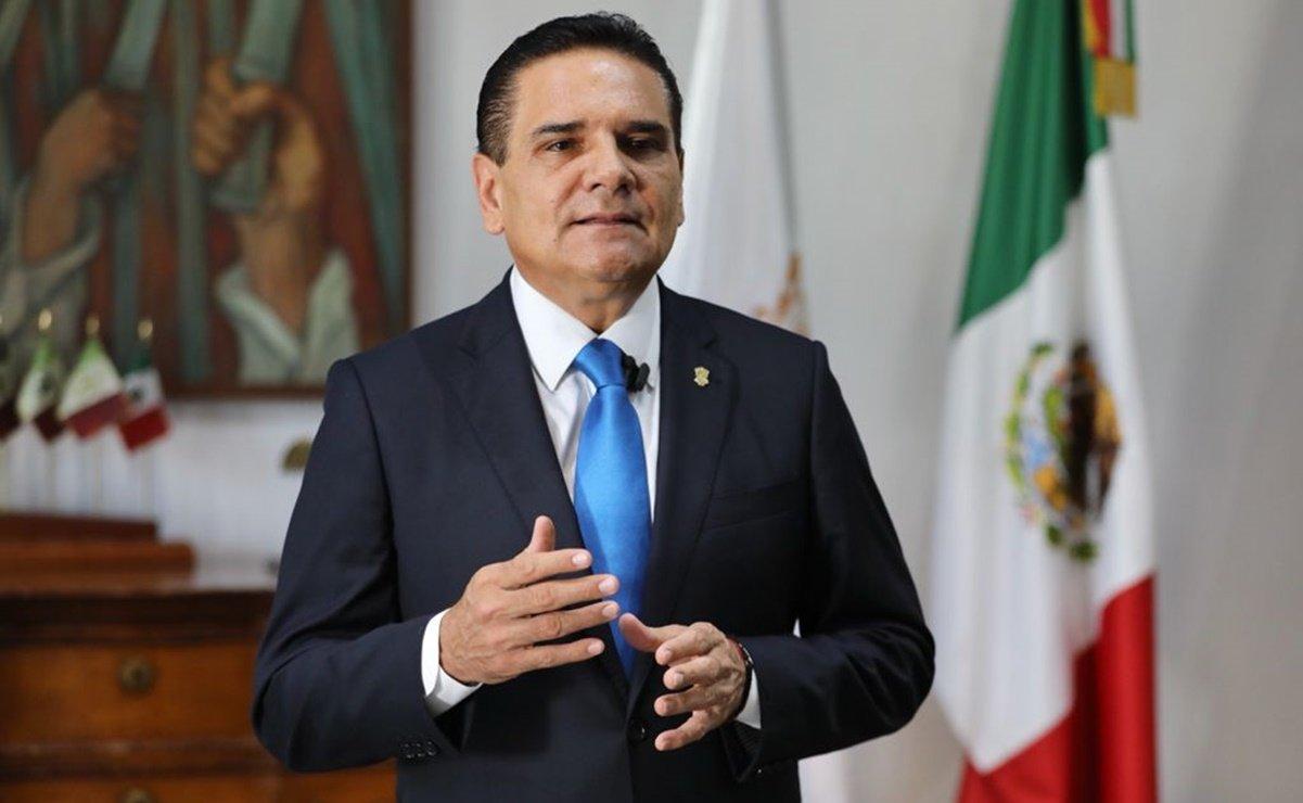 Urge Silvano Aureoles de reunión con AMLO; michoacanos están en peligro