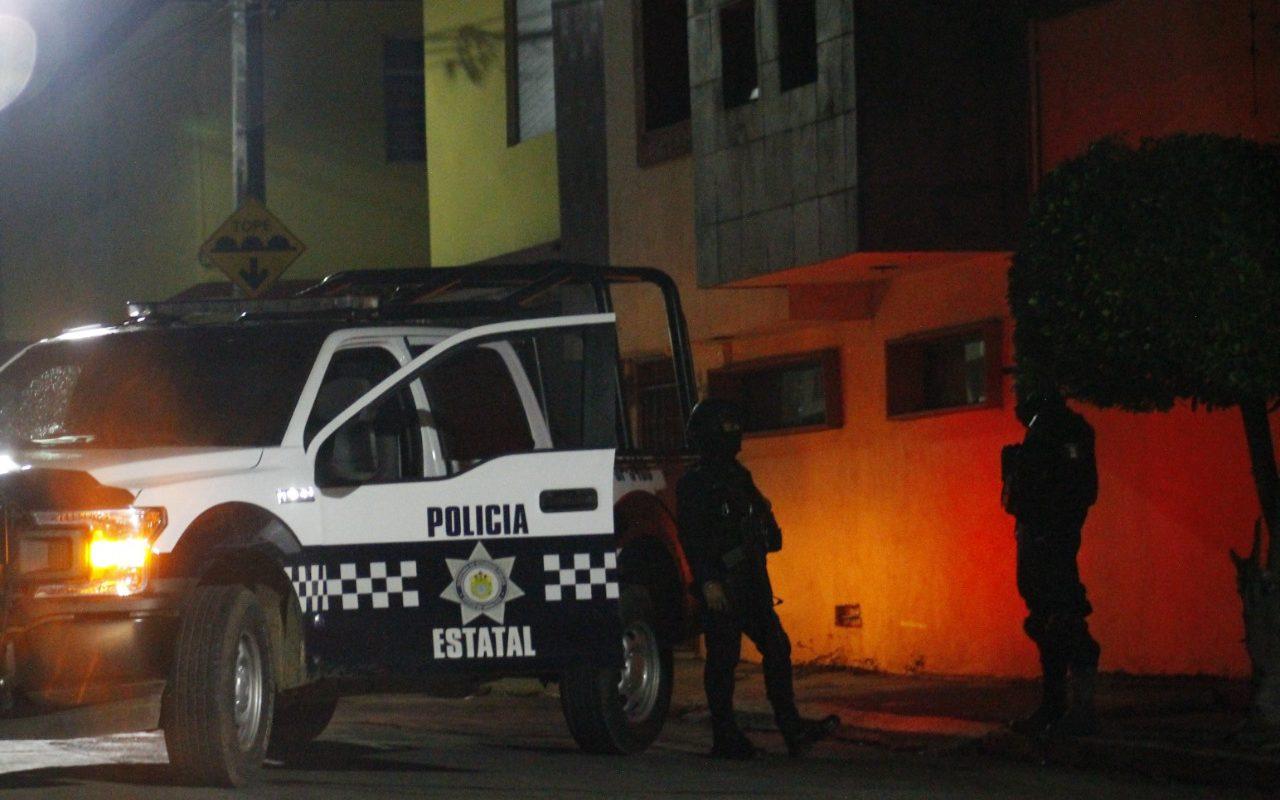 Sujeto armado vio la puerta abierta de una casa y decidió disparar al interior: Un hombre resultó herido