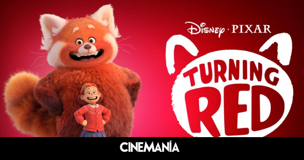 Disney y Pixar presentan primer tráiler de ''Red''