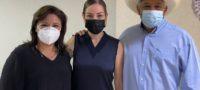 Respalda Diana Haro gestión para construcción de hospital del IMSS