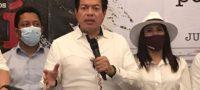 No les gusta que el pueblo mande: Mario Delgado reprocha al INE por obstaculizar consulta popular