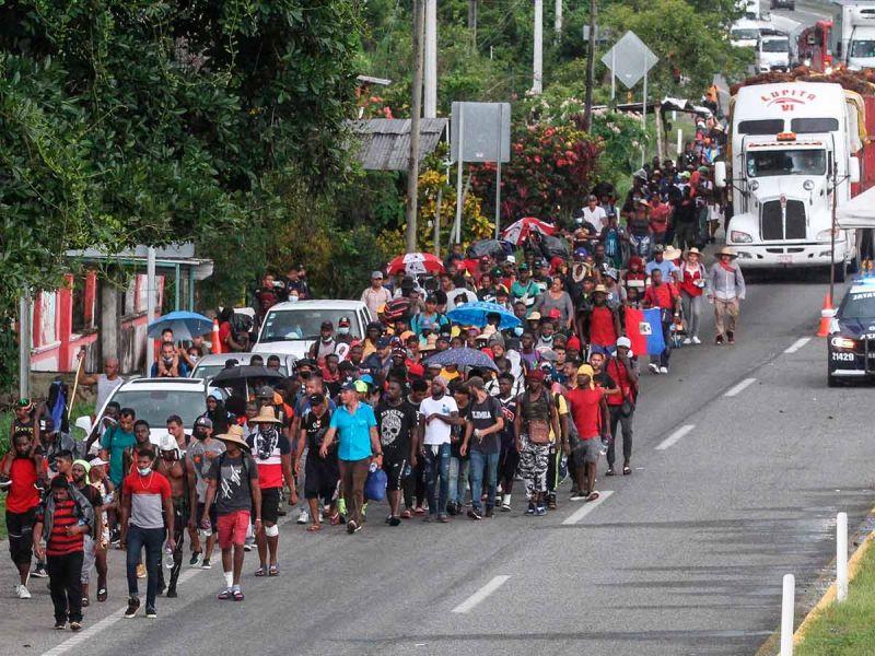 López Obrador enviará carta a Biden para atender migración