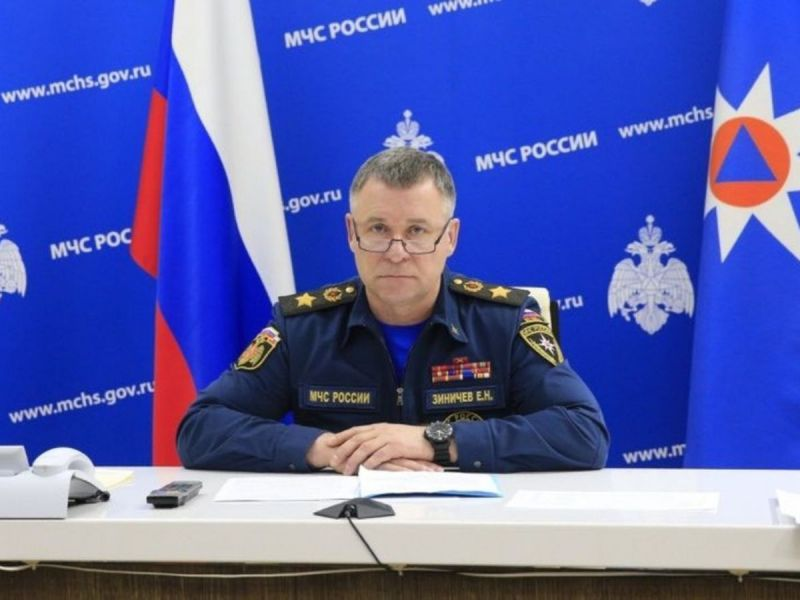Muere ministro ruso al caer a precipicio durante entrenamiento