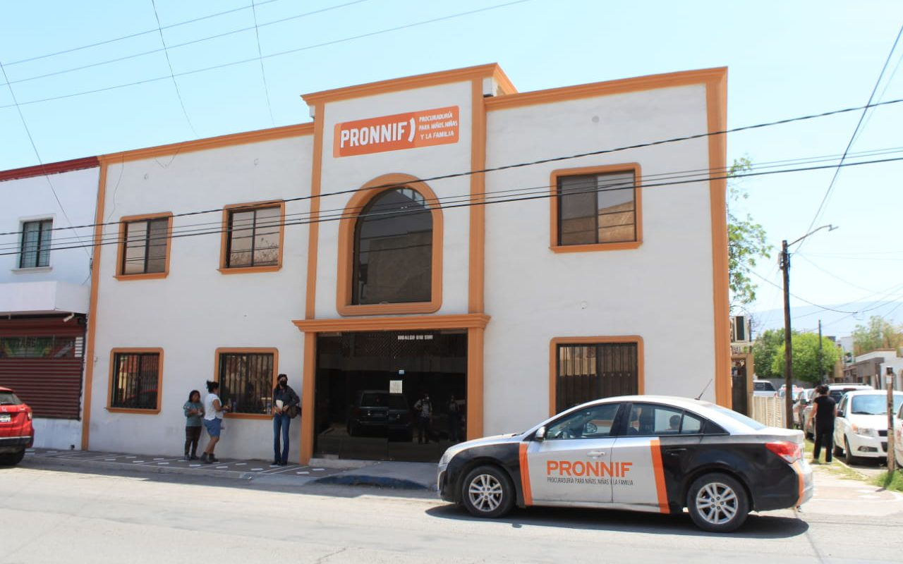 Atiende PRONNIF 9 casos de menores vagando en Monclova