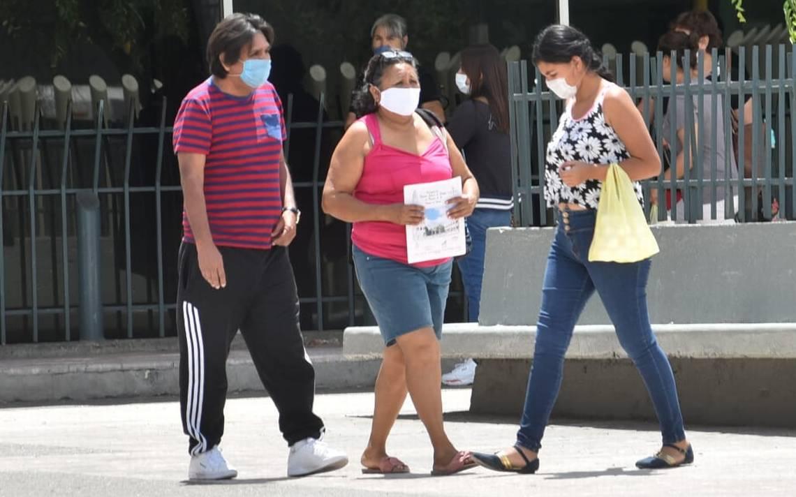 Reporta Secretaría de Salud 428 casos nuevos de Covid-19
