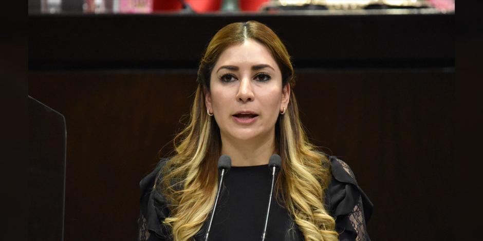 Detienen a ex diputada del PRD por homicidio; habría asesinado a su expareja