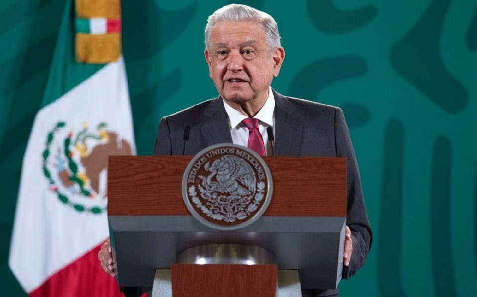 AMLO dice que voto de mexicanos en el extranjero ha sido un fracaso