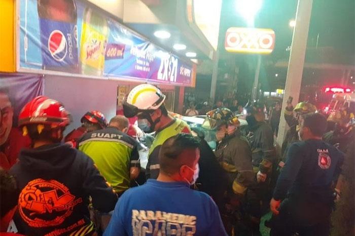 Niñita es arrollada por despistada conductora en Coahuila; la mujer intentó estacionarse F