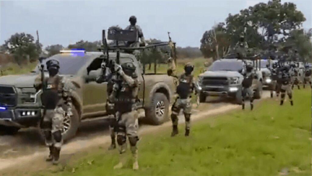 'Son como 500 gentes del CJNG, nos van a matar'; alertan en redes el avance de CJNG en Michoacán