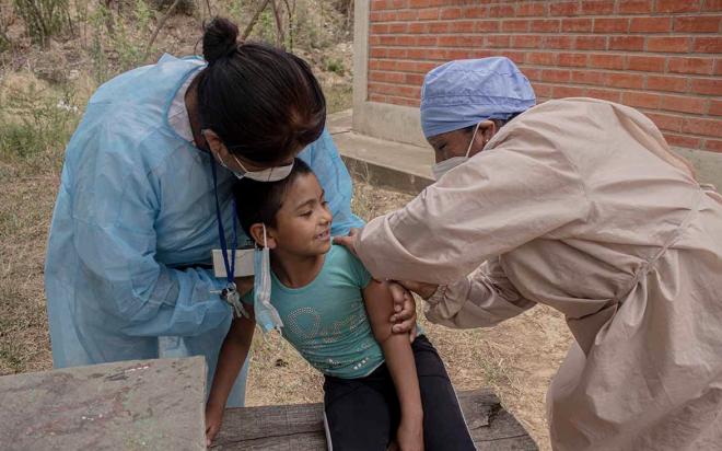 'Vamos a enviar informe al Poder Judicial; jueces no tienen elementos para decidir sobre inmunizar a niños': AMLO