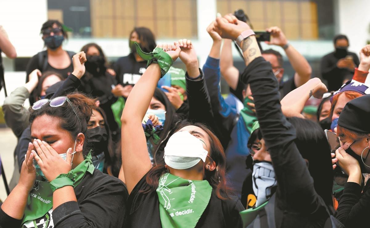 Ya es oficial la despenalización del aborto en Coahuila.