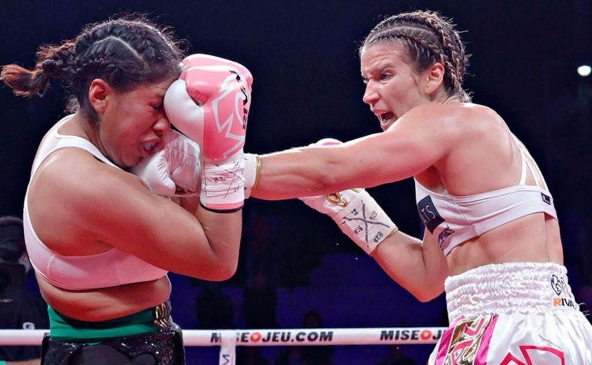 Pierde la batalla Jeanette Zacarías; boxeadora mexicana fallece tras pelea en Canadá