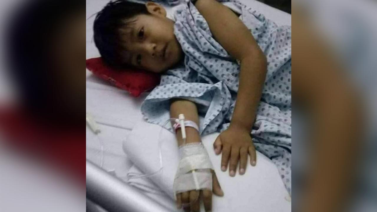 El cáncer le arrebató la vida a Luis Ernesto; piden ayuda para funeral de niño de Coahuila