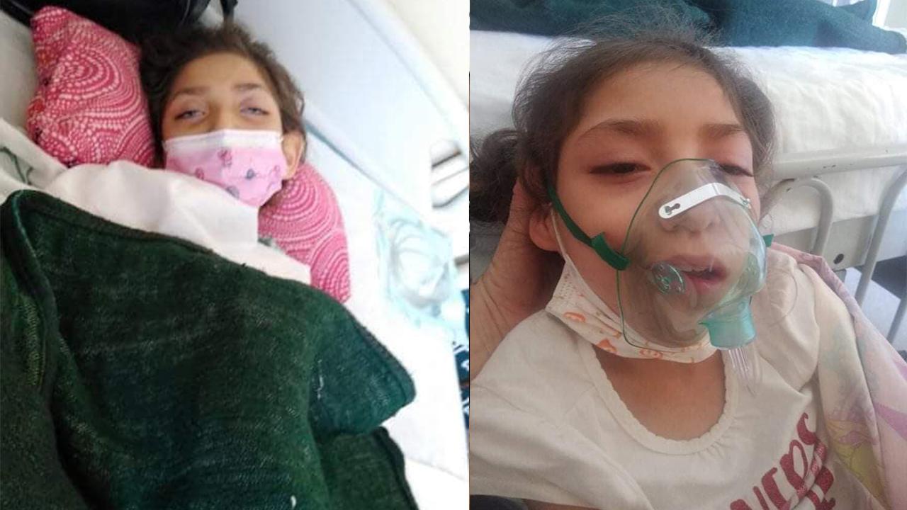 Piden un milagro para Nicol: su mamá no puede pagar su tratamiento médico en Monclova